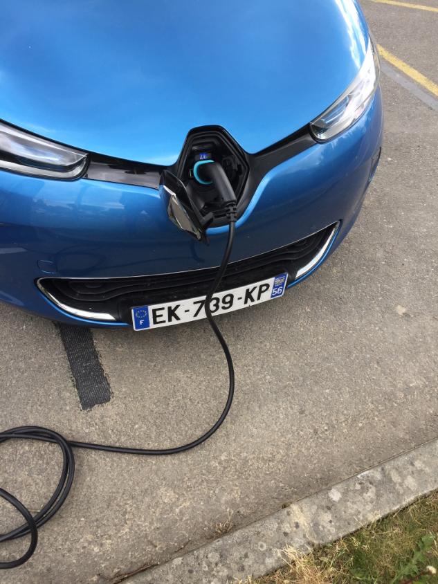 Crédit d'impôt pour les systèmes de charge de véhicules électriques