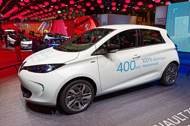 En Janvier, les ventes de véhicules électriques augmentent de 93% !